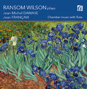 Ransom Wilson plays Damase & Françaix
