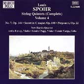 Spohr: Complete String Quintets Vol 4 / New Haydn Quartet