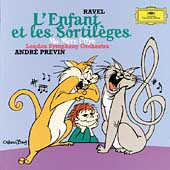Ravel: L'Enfant et les Sortilèges / Previn, London SO