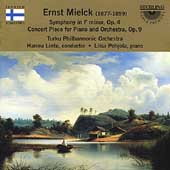 Mielck: Symphony in F Minor, etc / Pohjola, Lintu, et al