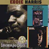 Eddie Harris: Live at Newport/Instant Death