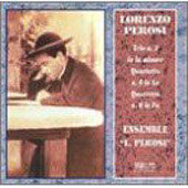 Perosi: String Quartets, Trio, etc / Ensemble Lorenzo Perosi