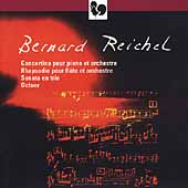 Reichel: Concertino for Piano, etc /Montandon, Meylan, et al