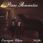 Enrique Chia (Piano/Composer): Piano Romantico, Vol. 2