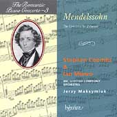 The Romantic Piano Concerto Vol 3 - Mendelssohn
