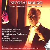 Nicolai Malko - The Danish Collection