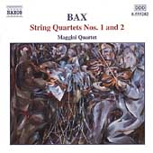 Bax: String Quartets no 1 & 2 / Maggini String Quartet