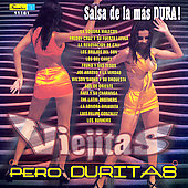 Various Artists: Viejitas Pero Duritas: Salsa de la Mas Dura
