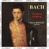 Bach: Variations Goldberg / Pierre Hanta&#239;