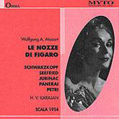 Historical - Mozart: Le Nozze di Figaro/Karajan, Schwarzkopf
