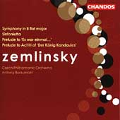 Zemlinsky: Symphony in Bb, Sinfonietta, etc/ Beaumont, et al