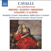 Cavalli: Arias & Duets from Didone, Egisto, etc