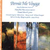 Permit Me Voyage - Songs by Americans / Hart, Helmrich