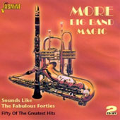 Various Artists: More Big Band Magic: Sounds Like Fabulous Forties