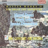 Master Works II - for Organ and Orchestra / Filsell, et al