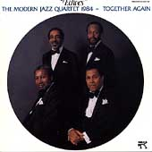 The Modern Jazz Quartet: Echoes