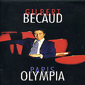 Gilbert B&#233;caud: Paris Olympia