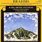 Brahms / Steffens, Friedlander, Quandt