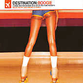 Joey Negro/Sean P. (Compilation Producer): Destination: Boogie