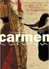 Bizet: Carmen / Ballet Espanol De Valencia, Chorus & Orchestra Of The National Theatre [DVD]