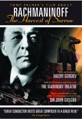 Harvest of Sorrow / Tony Palmer's Film About Rachmaninoff [DVD]