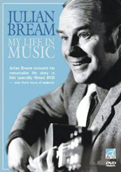 Julian Bream: My Life in Music [2 DVD]