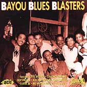 Various Artists: Bayou Blues Blasters: Goldband Blues
