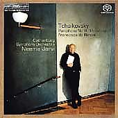 Tchaikovsky: Symphony no 6, Francesca da Rimini / J&#228;rvi