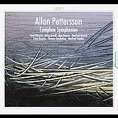 Pettersson: Complete Symphonies / Albrecht, Arnell, et al