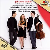 Brahms: Violin Concerto, etc / Fischer, Kreizberg, et al