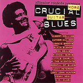 Various Artists: More Crucial Guitar Blues