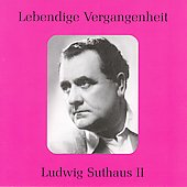 Lebendige Vergangenheit - Ludwig Suthaus Vol 2