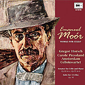 Moor: Works for Cello / Horsch, Presland, et al