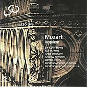 Mozart: Requiem / Davis, Arnet, Stephany, Kennedy, et al