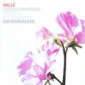 English Rhapsody - Delius & Butterworth / Elder, Hall&eacute; Orchestra, et al