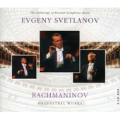 Evgeny Svetlanov conducts Rachmaninov