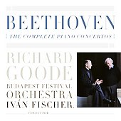Beethoven: Piano Concertos / Fischer, Goode, Budapest Festival Orchestra