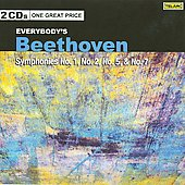 Everybody's  Beethoven / Christoph von Dohnányi, Cleveland Orchestra