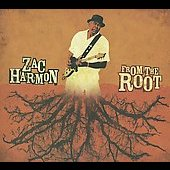 Zac Harmon: From the Root [Digipak]