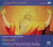 Handel: Messiah / Sampson, Taylor, Hulett, et al