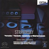 Stravinsky: Petrushka, Pulcinella / Zweden, et al