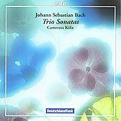 Bach: Trio Sonatas / Camerata K&ouml;ln