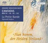 Bach: Cantatas for the Complete Liturgical Year Vol 9 / Kuijken, Samann, Petite Bande