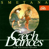 Bedrich Smetana: Czech Dances, 2nd Series
