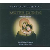Mater Domini: Festivit&#224; mariane