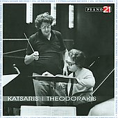 Mikis Theodorakis: Works For Piano & Orchestra / Cyprien Katsaris Archives Vol. 20; Cyprien Katsaris, piano