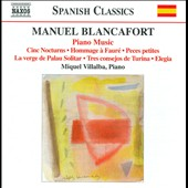 Manuel Blancafort: Complete Piano Music, Vol. 5
