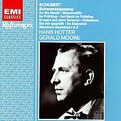 Schubert: Lieder / Hans Hotter