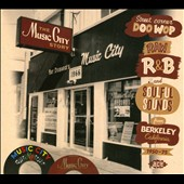 Various Artists: The  Music City Story [Box]