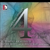 Antonio Vivaldi: 4 Seasons of Love